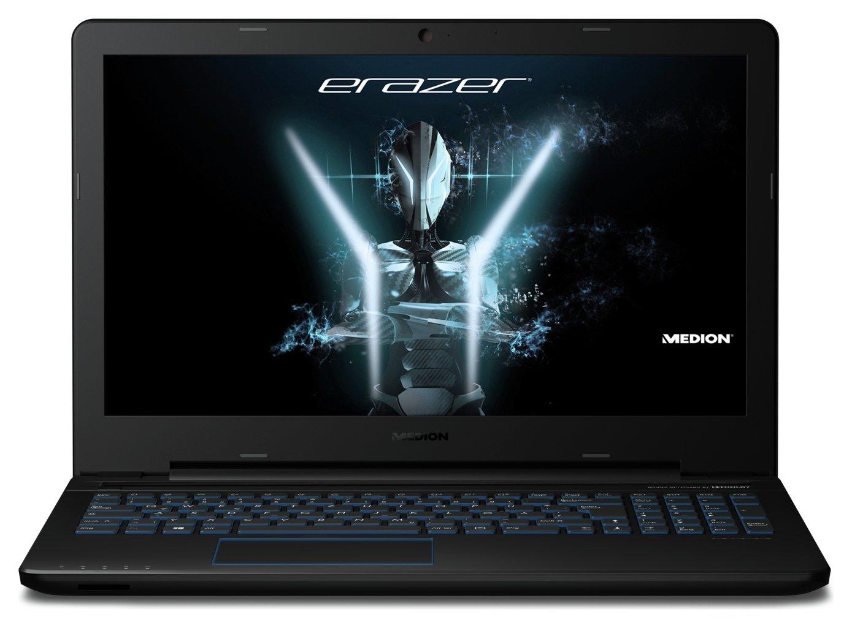 Medion Medion P6679 15.6 Inch i5 8GB 1TB GTX950M Laptop - Black