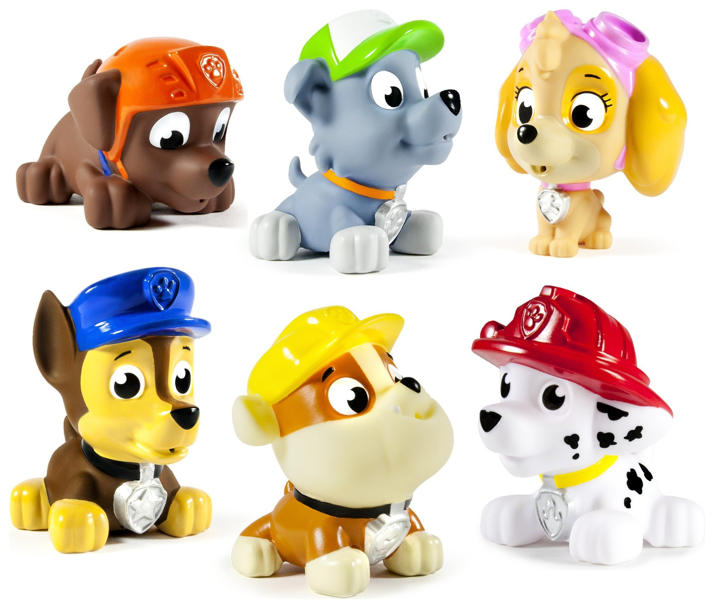 Image of PAW Patrol Pup Squirters Gift Set.