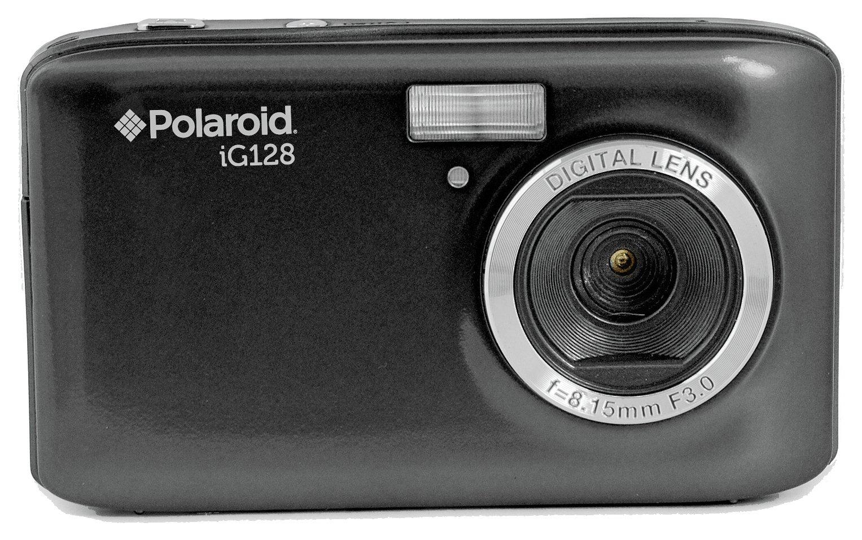 Polaroid iG128 20MP Compact Digital Camera - Black