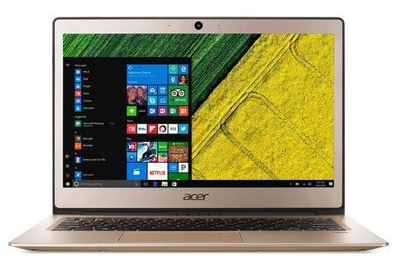 Acer Swift 1 13 Inch Pentium 4GB 64GB Laptop - Gold