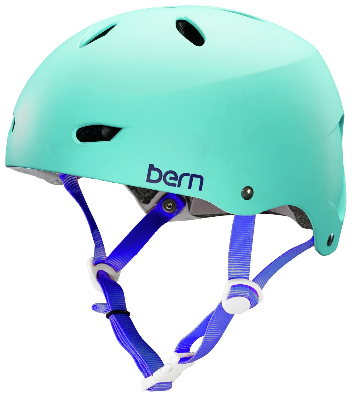 Image of Bern Brighton Summer EPS Helmet - Seafoam Green