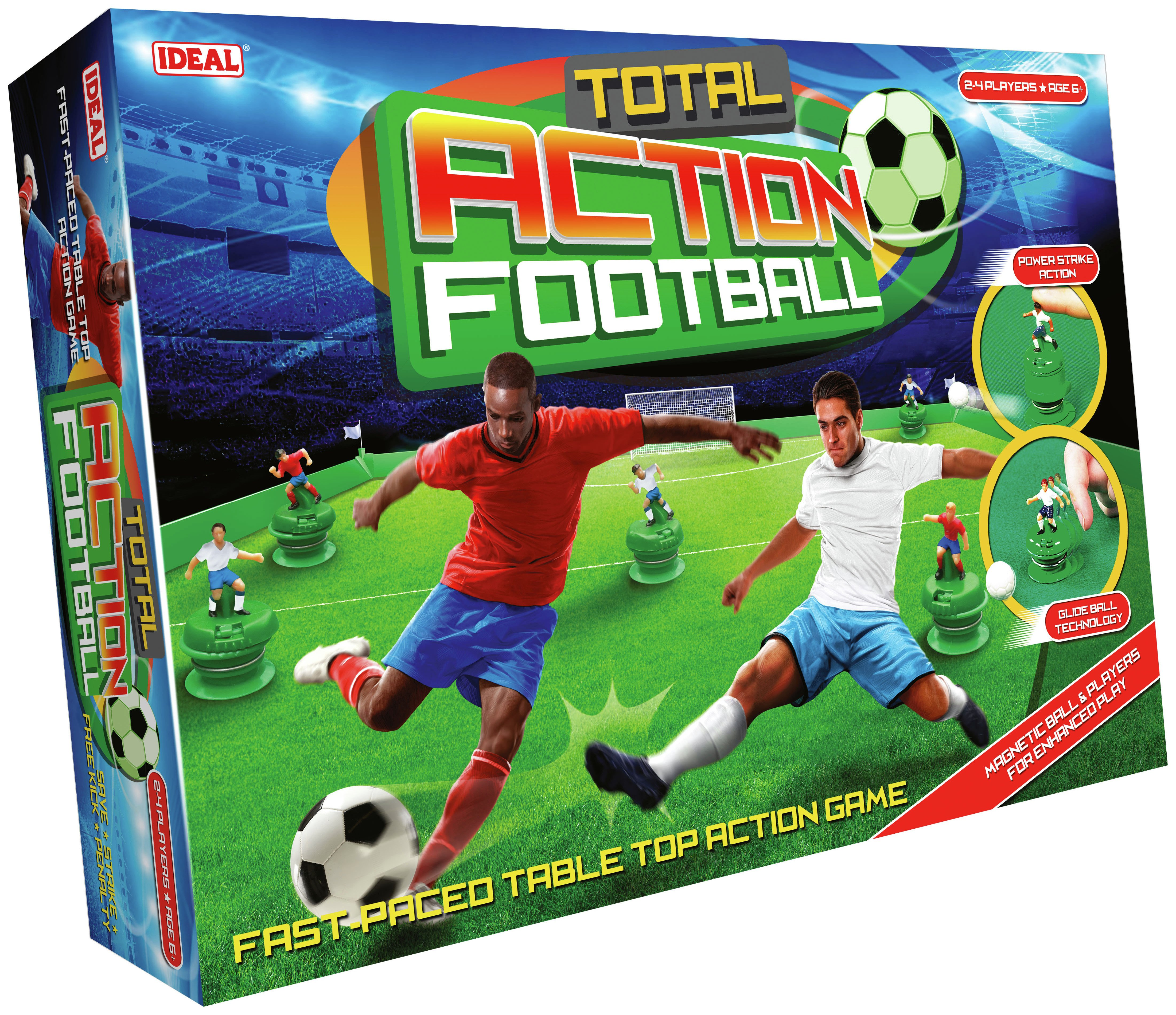 Ideal Total Action Five a Side Football Game
