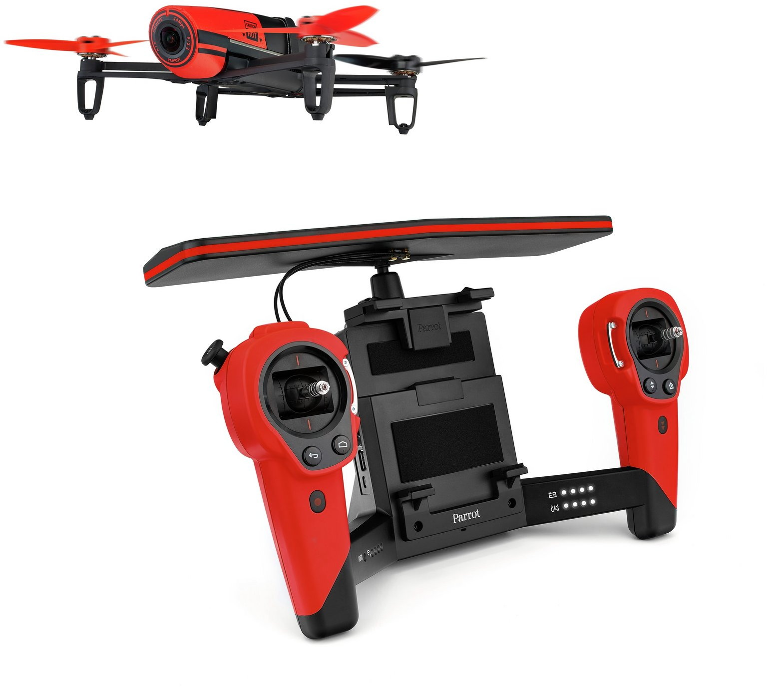 Parrot Bebop Drone with Skycontroller - Assorted Colours