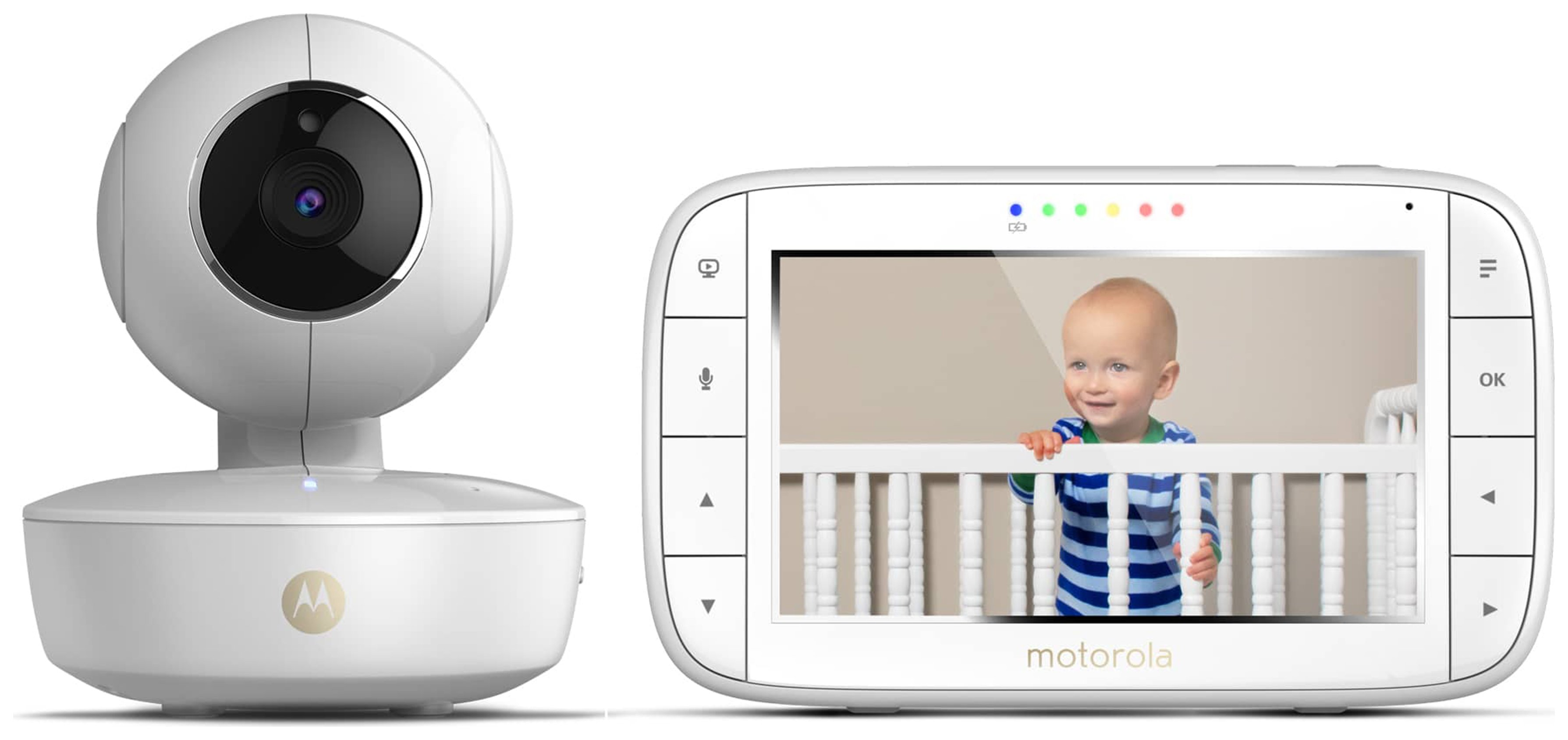 Motorola MBP36XL 5 Video Baby Monitor