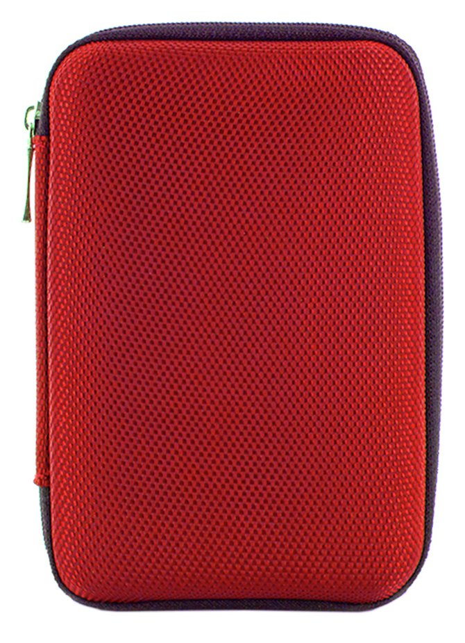 Image of Compact Camera Case - Red