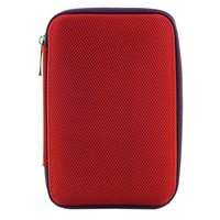 Compact Camera Case - Red