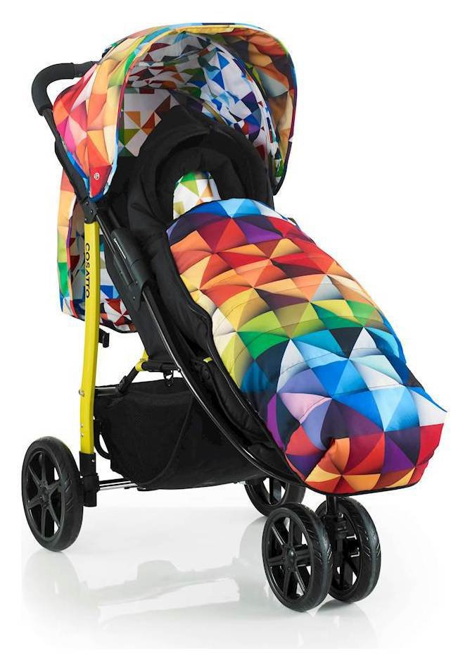 Image of Cosatto Busy Stroller - Spectroluxe