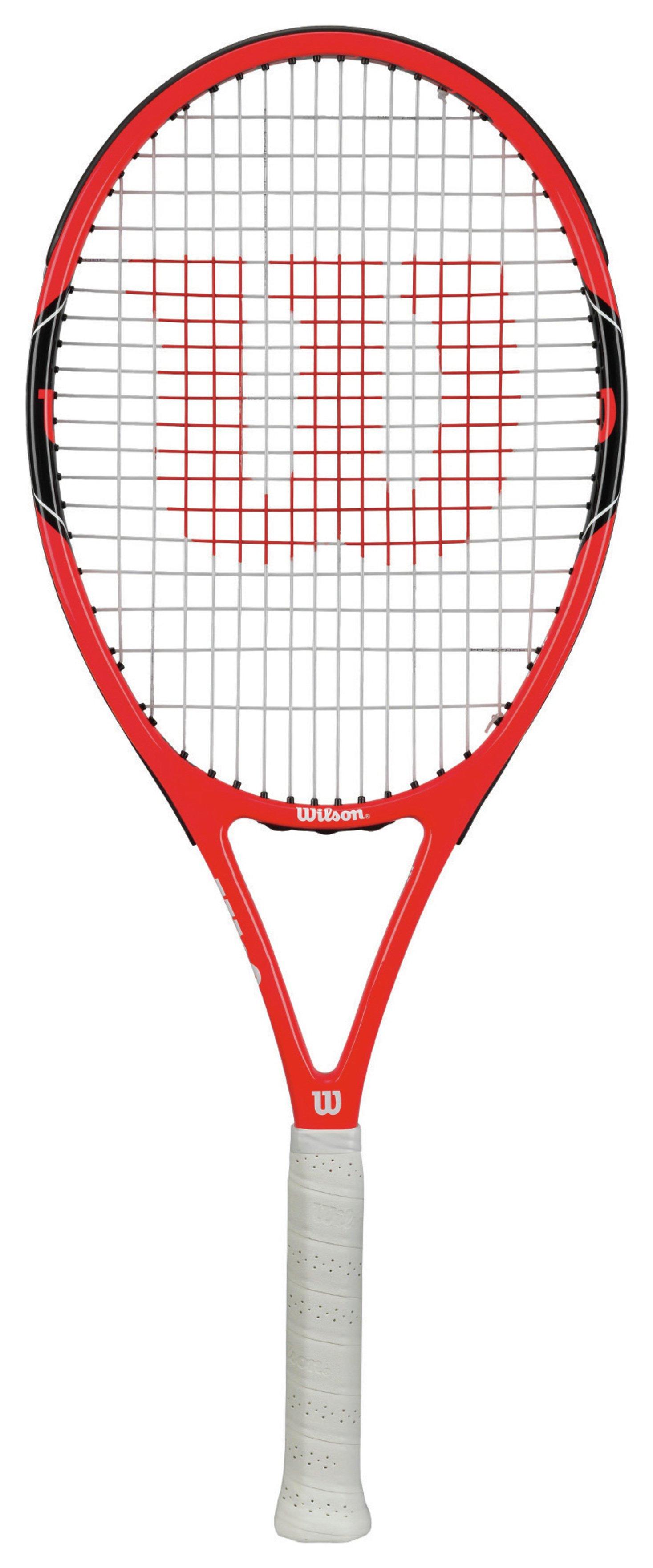Wilson Roger Federer 100 Adult Tennis Racket - 27 Inch