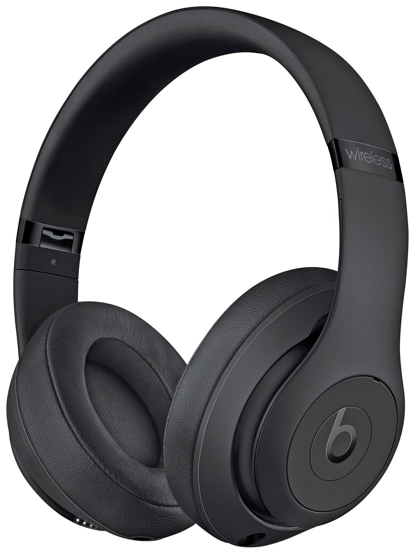Image of Beats by Dre Studio 3 Wireless Over-Ear Headphones - Black