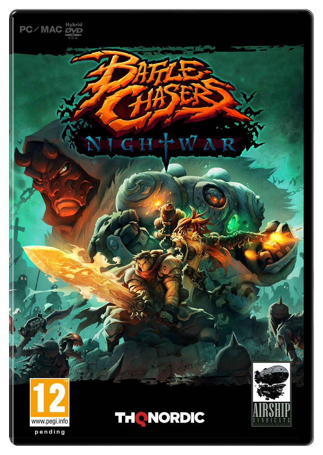 Battle Chasers: Nightwar PC Game
