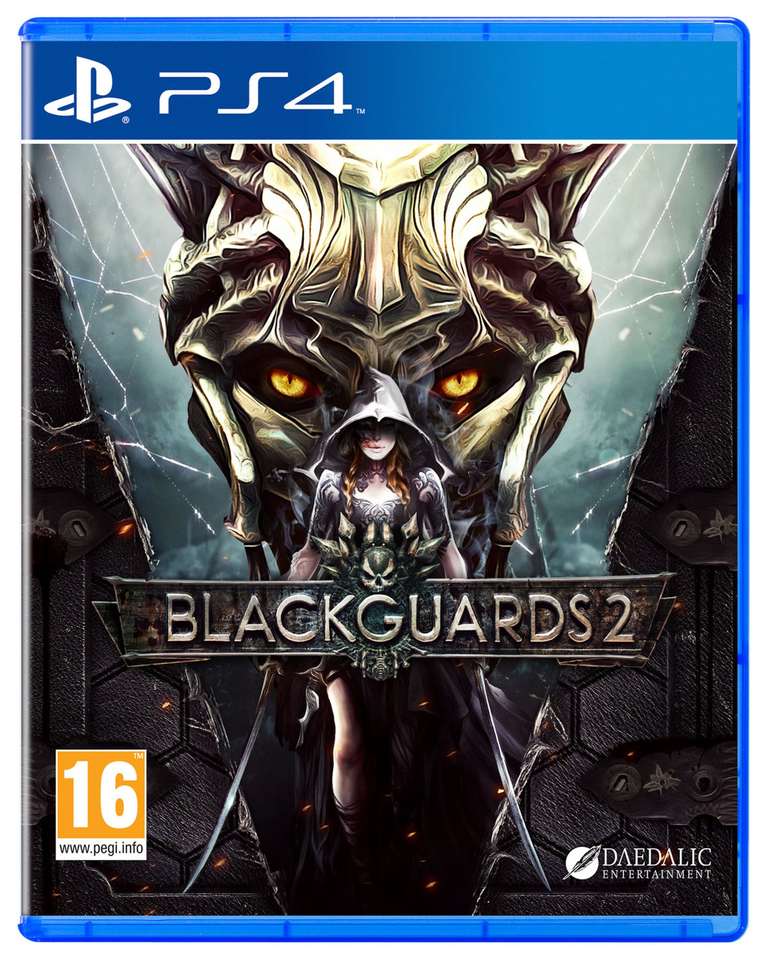 Image of Blackguards 2 PS4 Game.