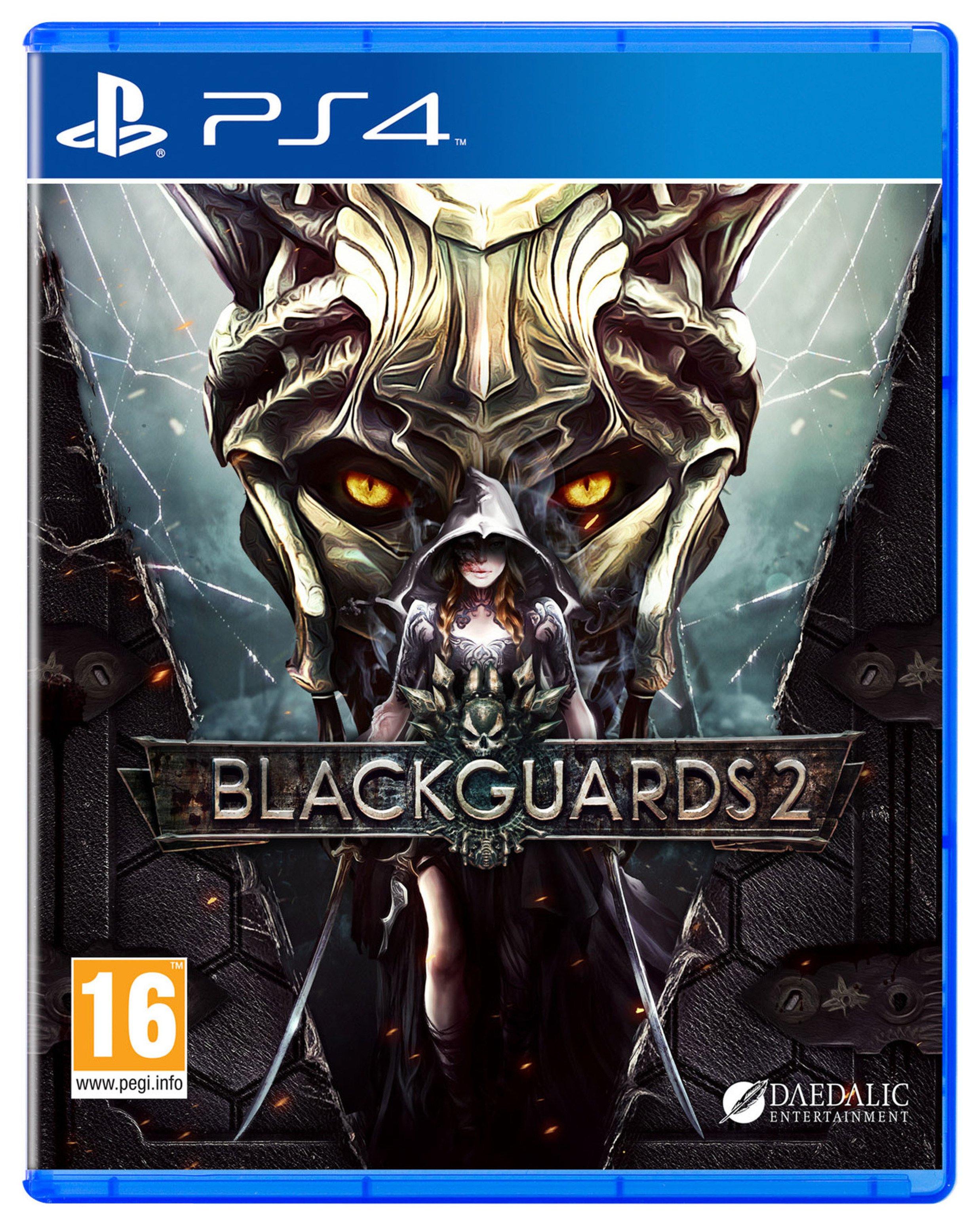 Blackguards 2 PS4 Game