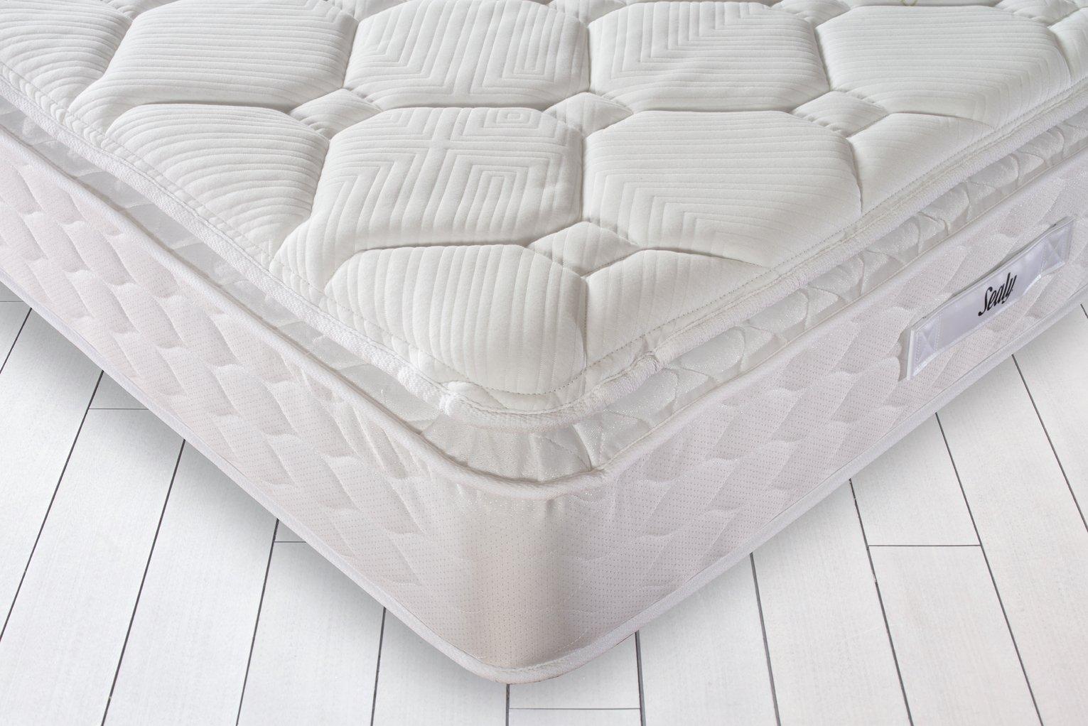 Sealy Activ Geltex Pillowtop Kingsize Mattress