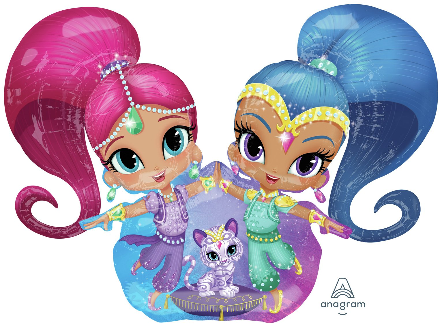 Nickelodeon Shimmer and Shine Airwalker