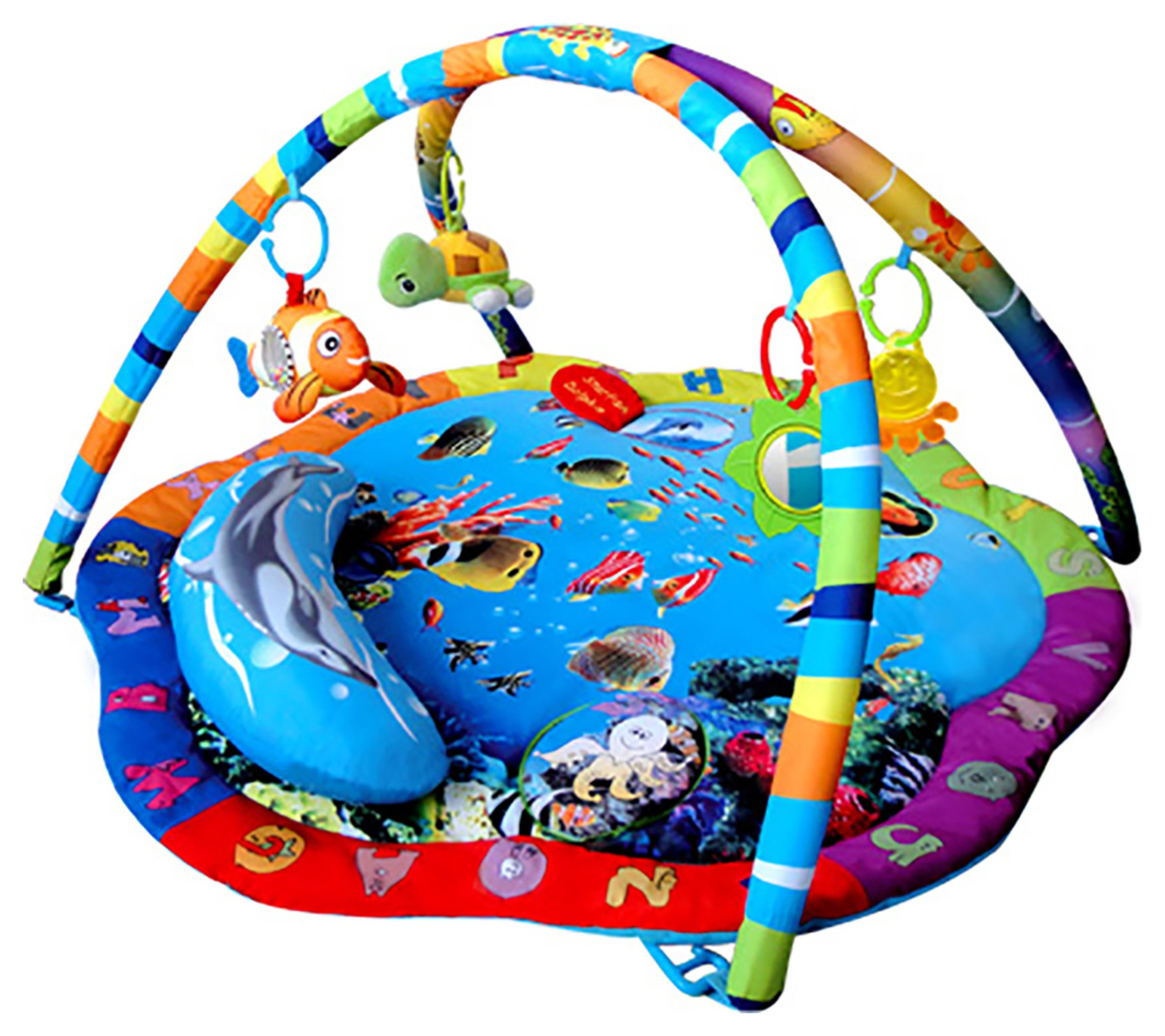 Image of Bebe Style Ocean World Play Mat