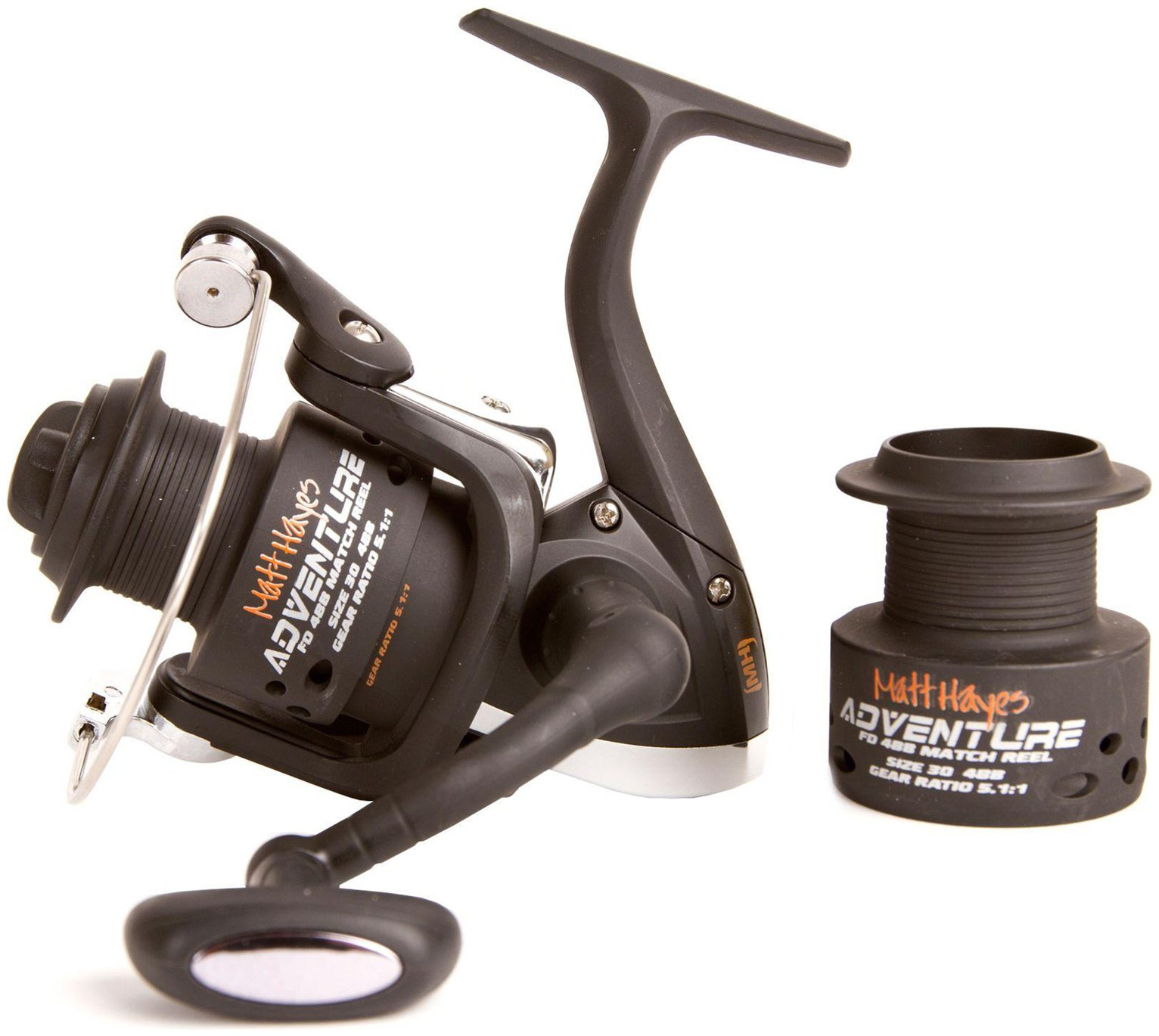 Matt Hayes Adventure Coarse Fishing Reel - Size 30