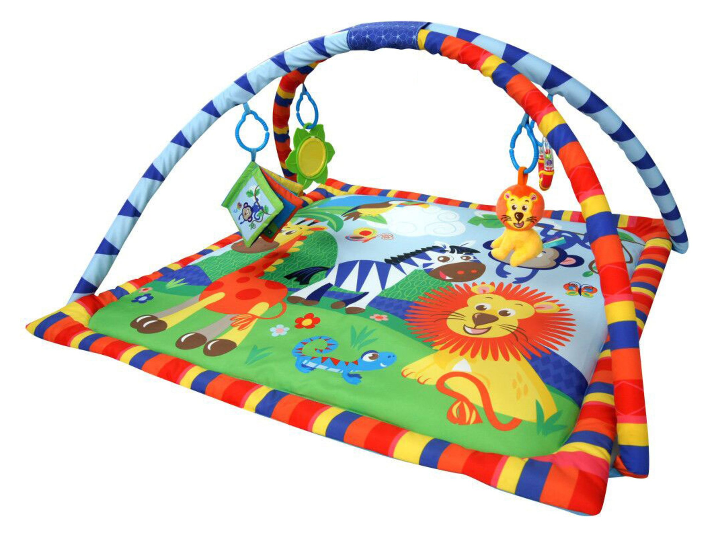 Bebe Style Animal World Play Mat