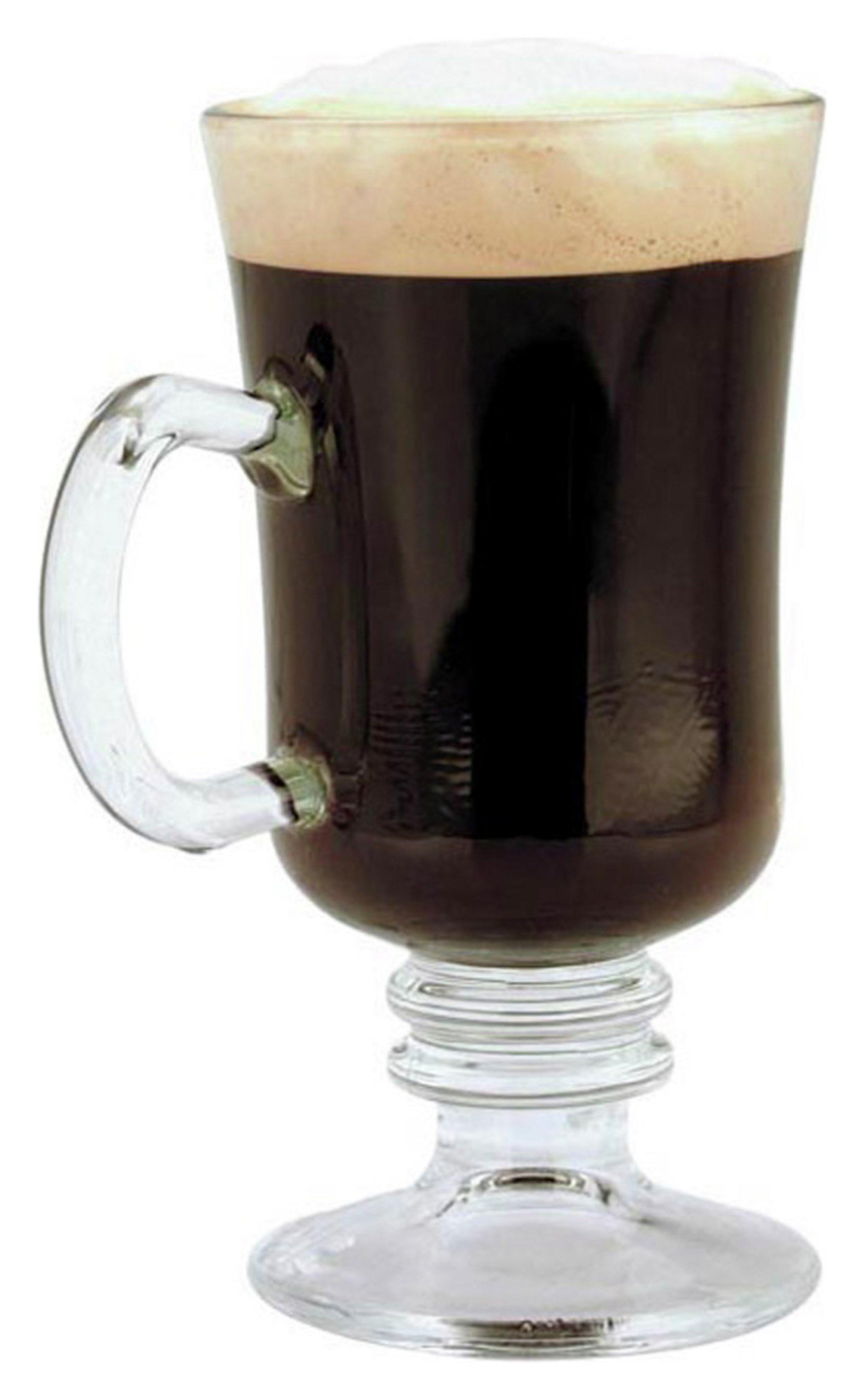 Zodiac Set Of 12 Irish Coffee Glasses