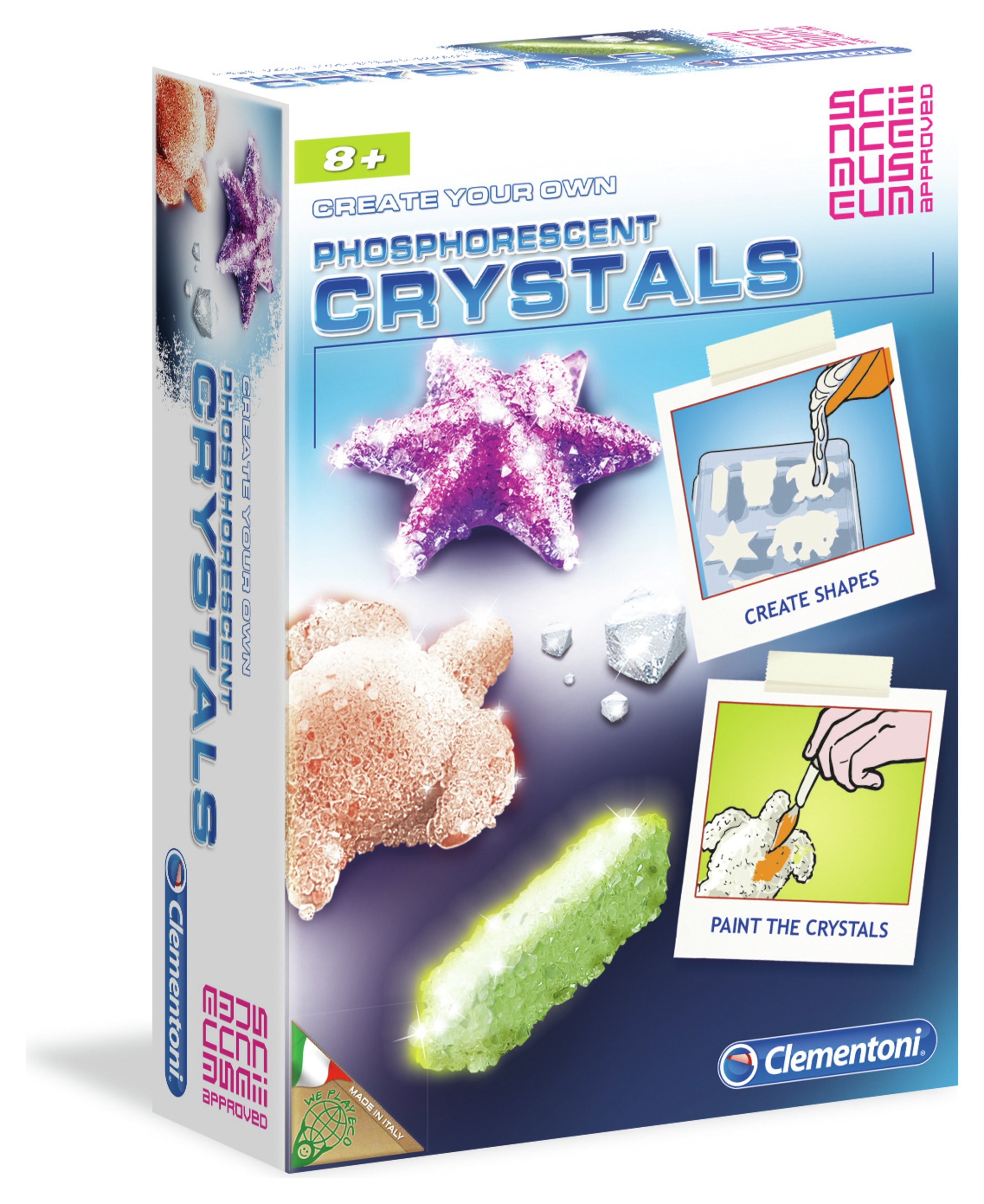 Science Museum Small Crystals Set