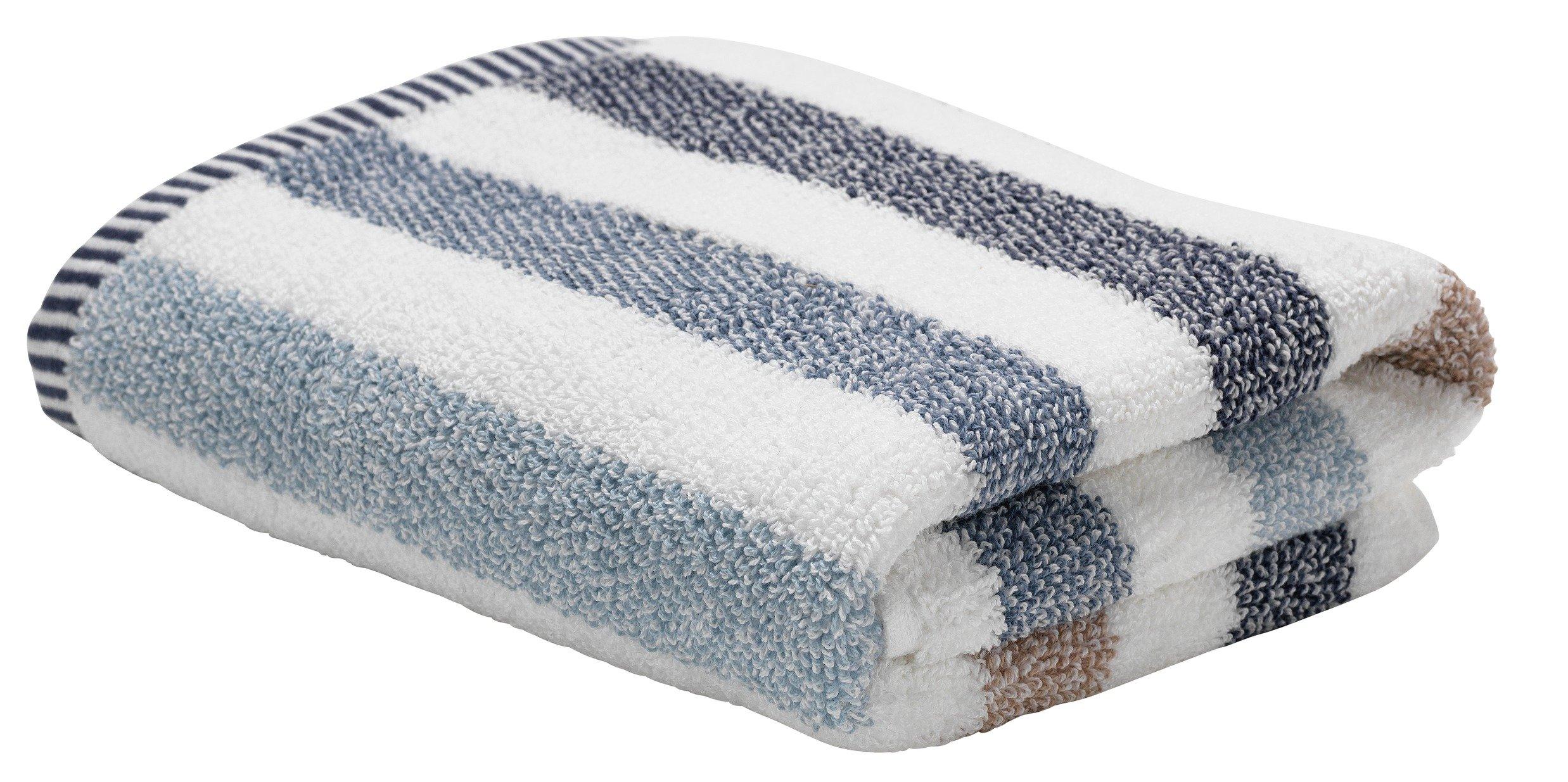 coastal stripe 40x60cm cushion redcream. Black Bedroom Furniture Sets. Home Design Ideas