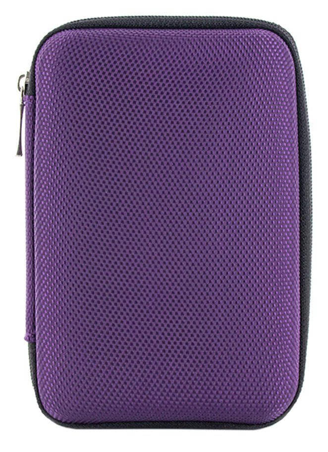 Image of Compact Camera Case - Purple