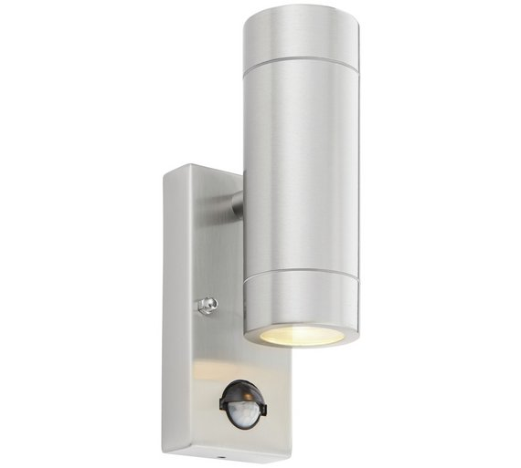 Buy collection cygni stainless steel up down security light collection cygni stainless steel up down security light aloadofball Image collections