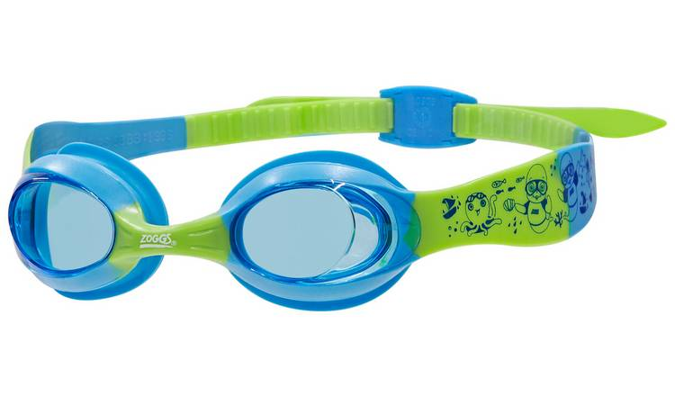 Zoggs Little Twist Blue Goggles