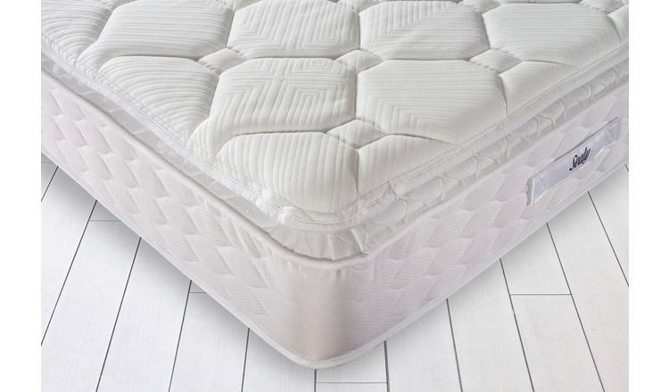 Sealy Activ Geltex Pillowtop Double Mattress