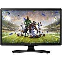 LG 22MT49DF 22'' 1080p Full HD Black LED TV