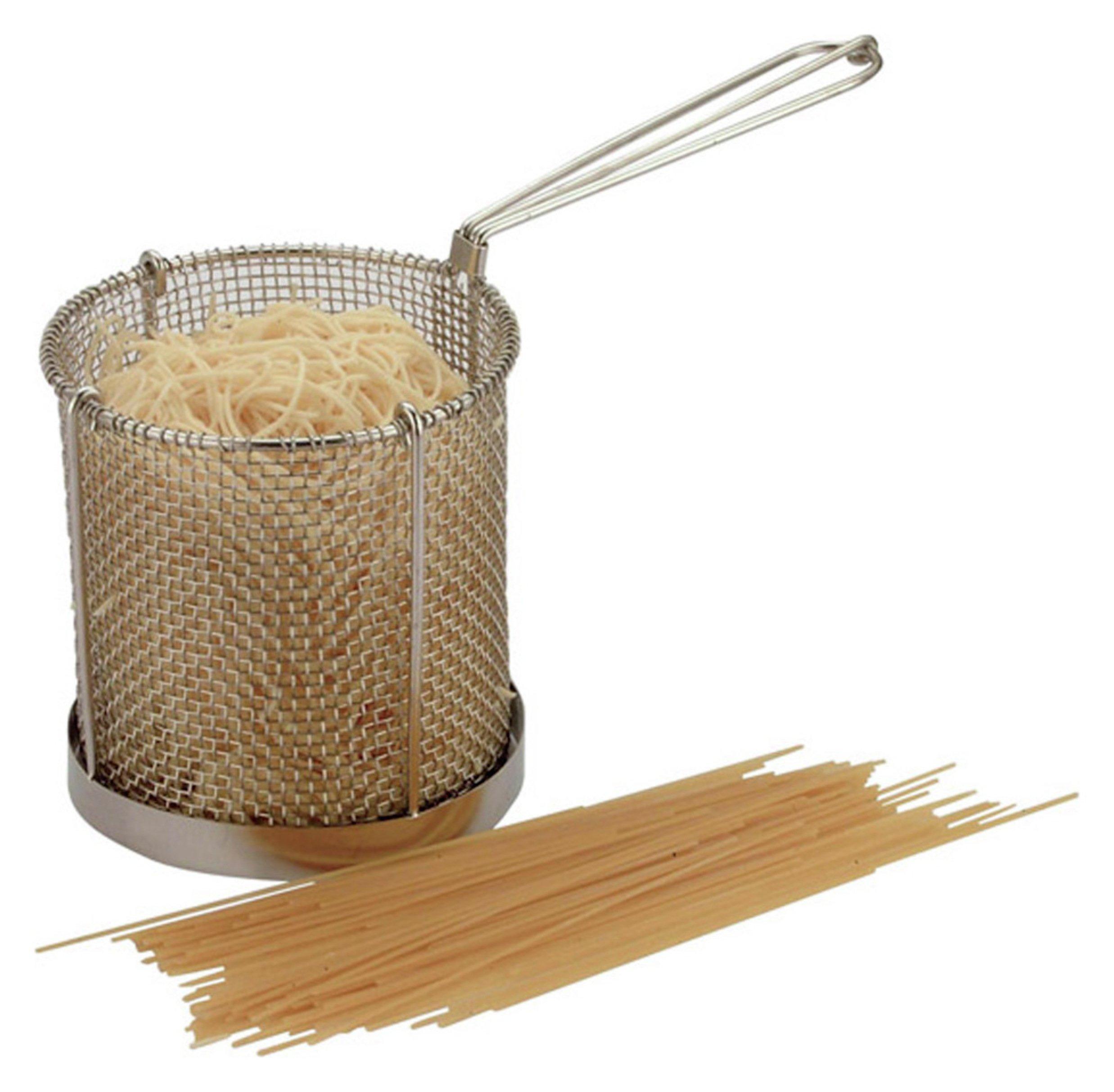 Zodiac Spaghetti Basket - Stainless Steel