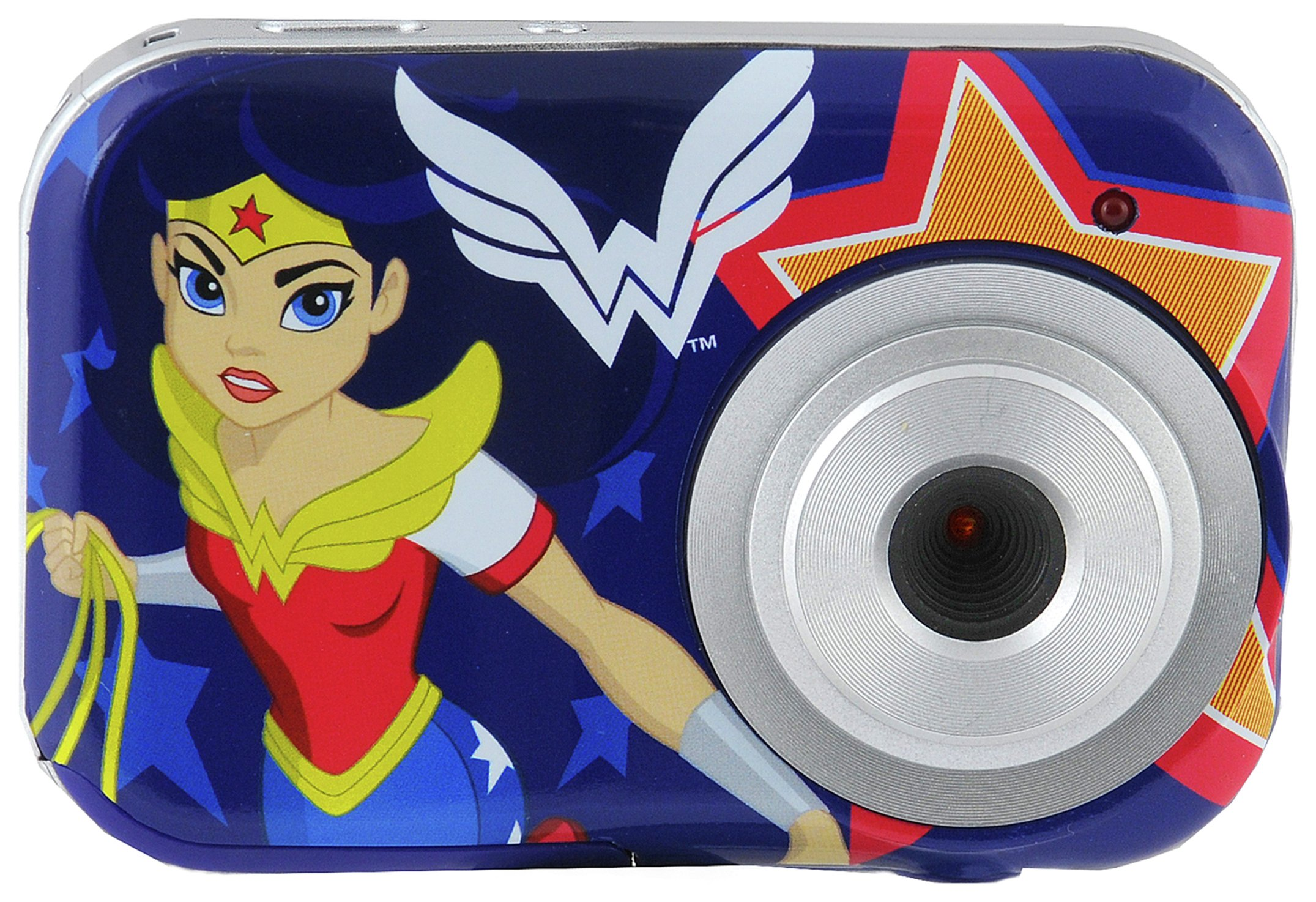 Image of DC Super Hero Girls 5MP Digital Camera.