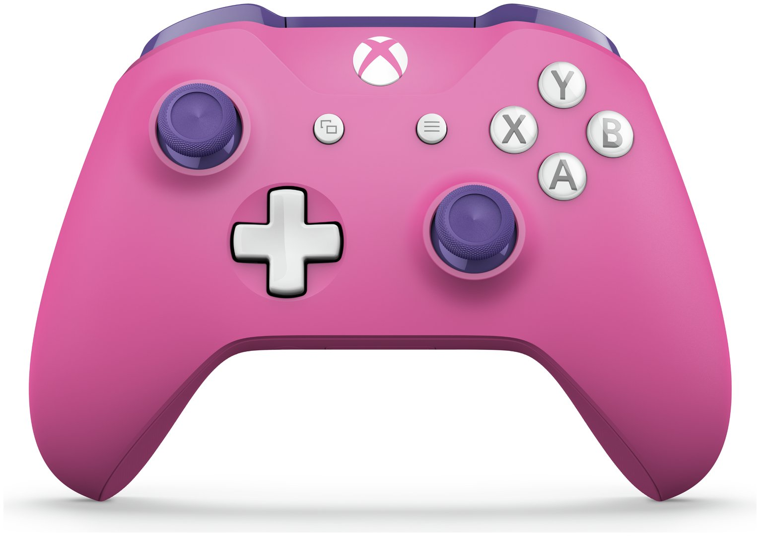 Xbox Wireless Controller – Deep Pink / Regal Purple
