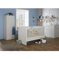 Cuggl Malibu 3 Piece Furniture Set - White