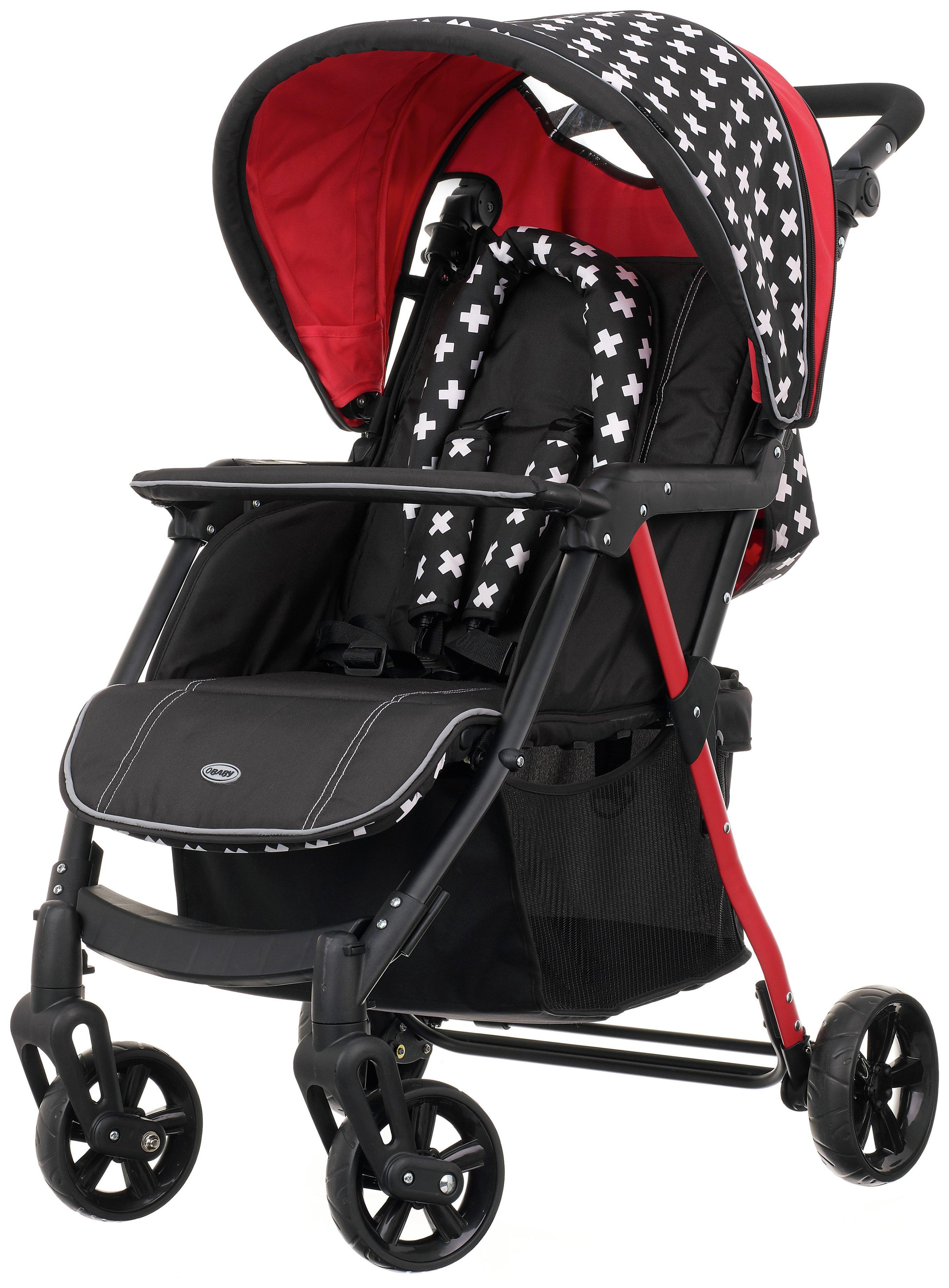 Obaby Hera Stroller - Crossfire