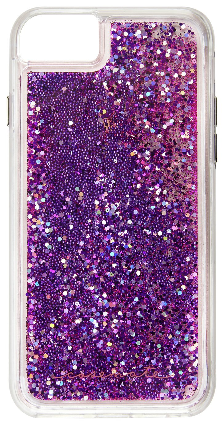 Image of Case-Mate Waterfall iPhone 6/ 6s/ 7 / 8 Case - Magenta