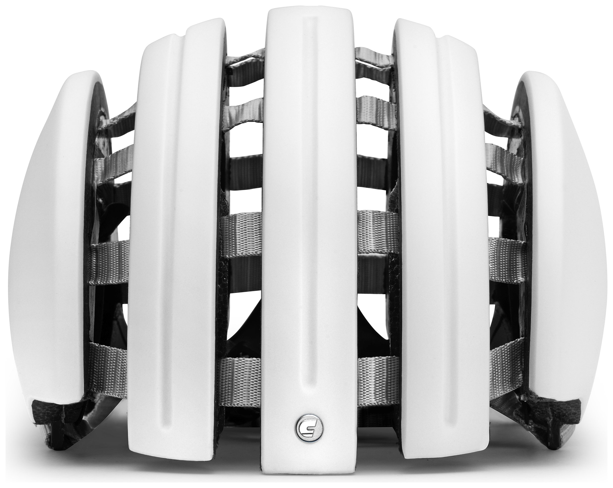 Image of Carrera Foldable Basic Helmet - Matte White