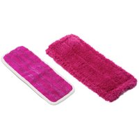 Wring - o - Mop Shammy and Microfibre Pad Set