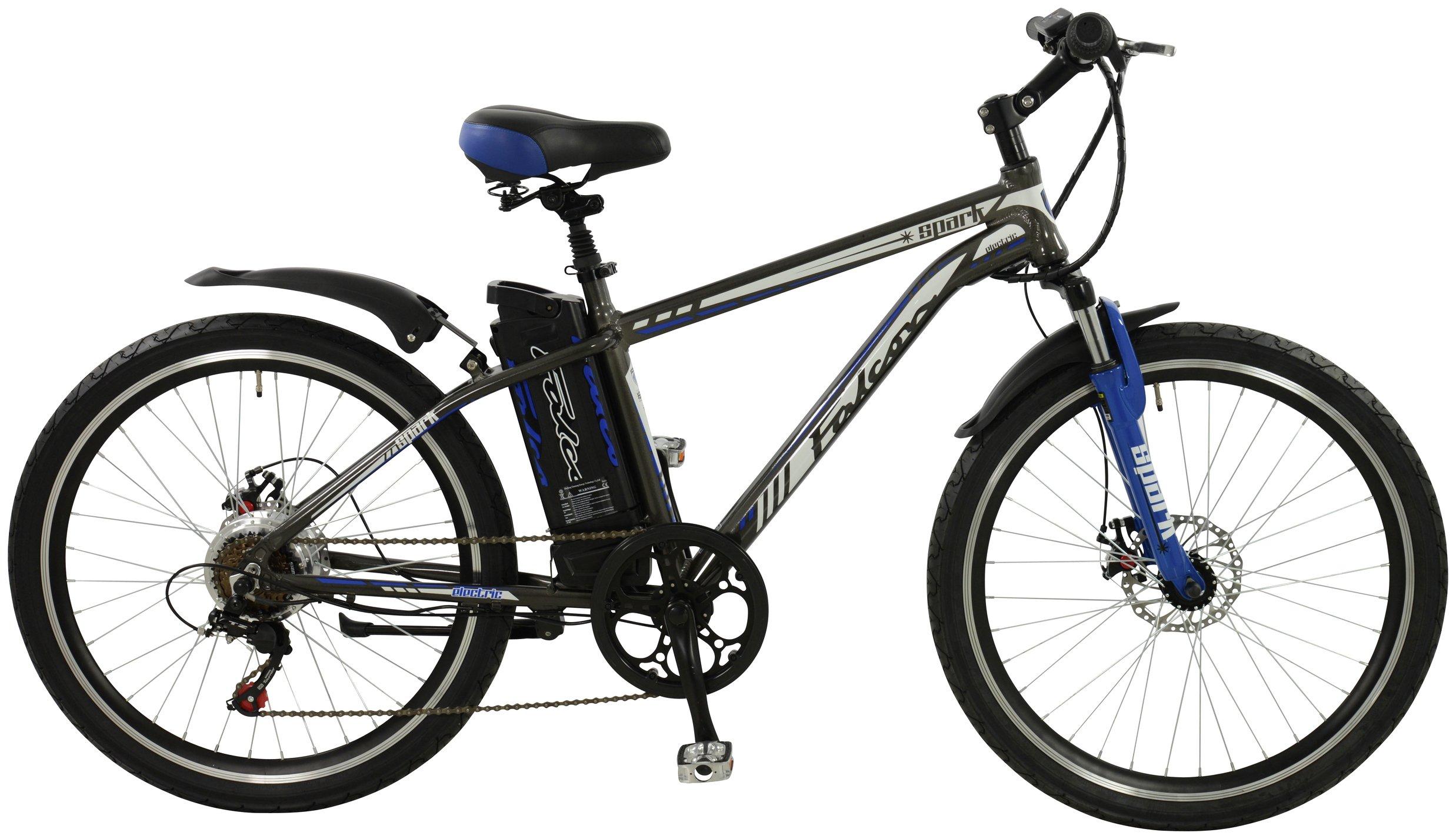 Image of Falcon Spark Men's Comfort Electric Bike