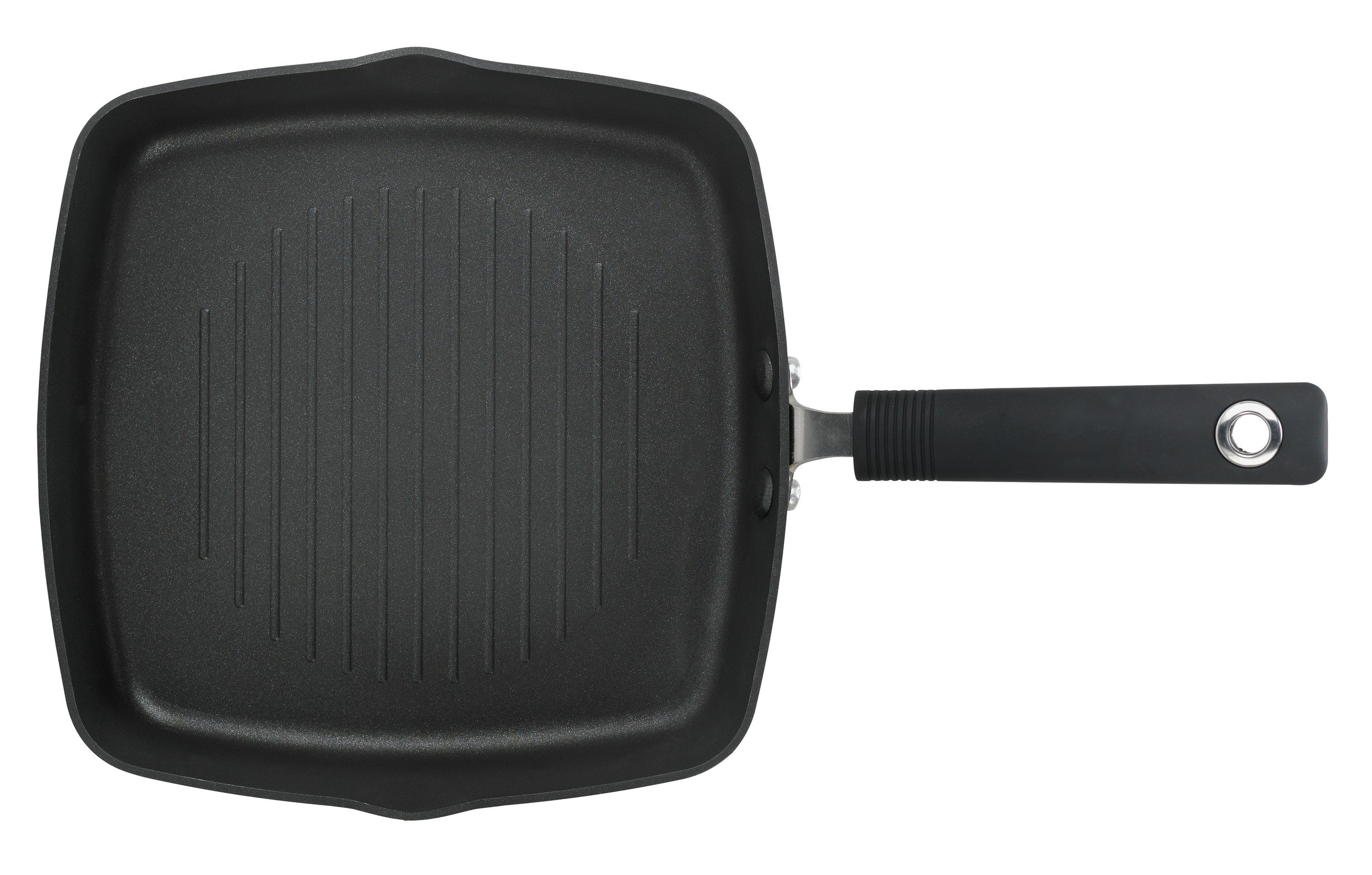 Sainsbury's Home Aluminium Griddle Pan