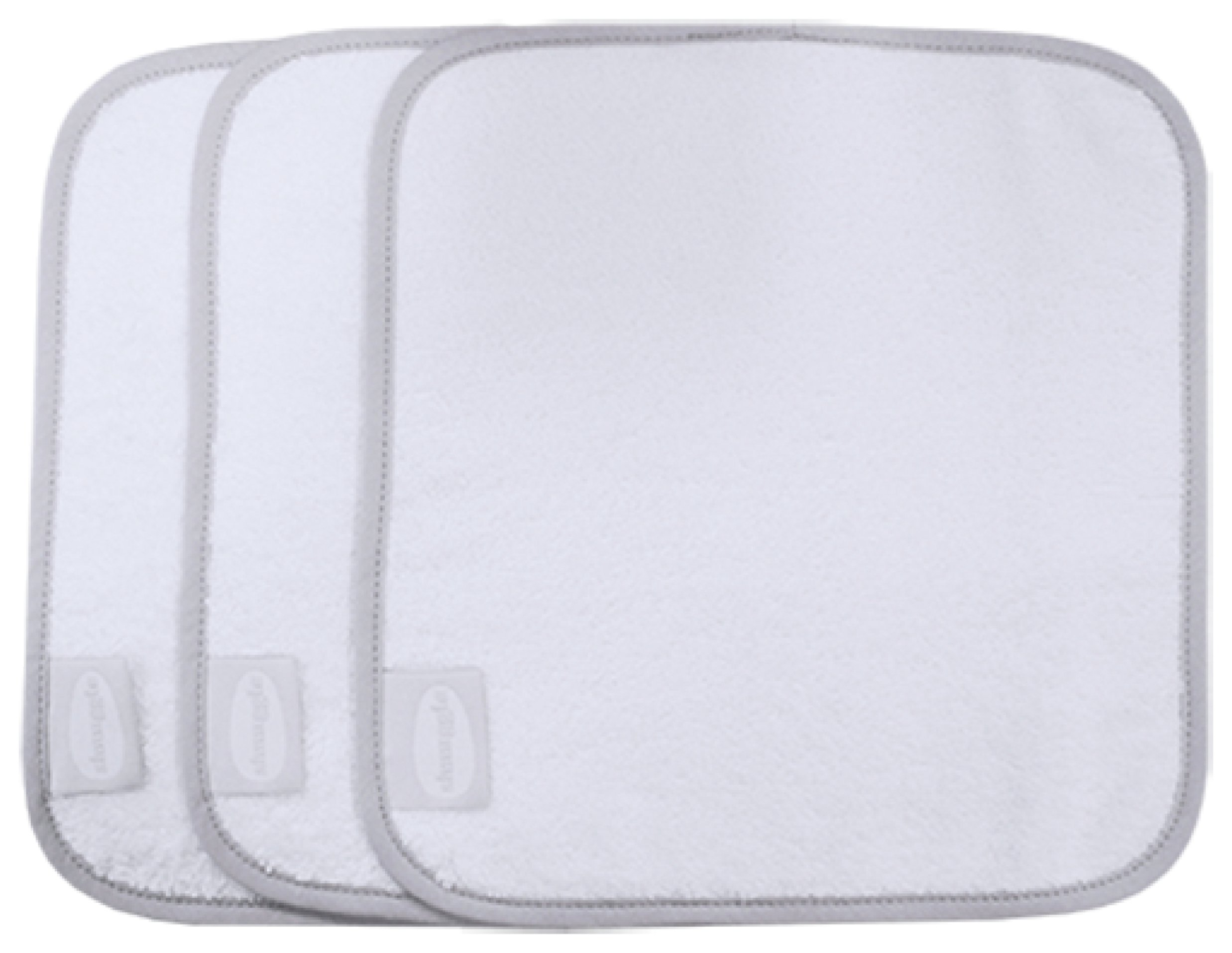 Shnuggle Bamboo Wash Cloths