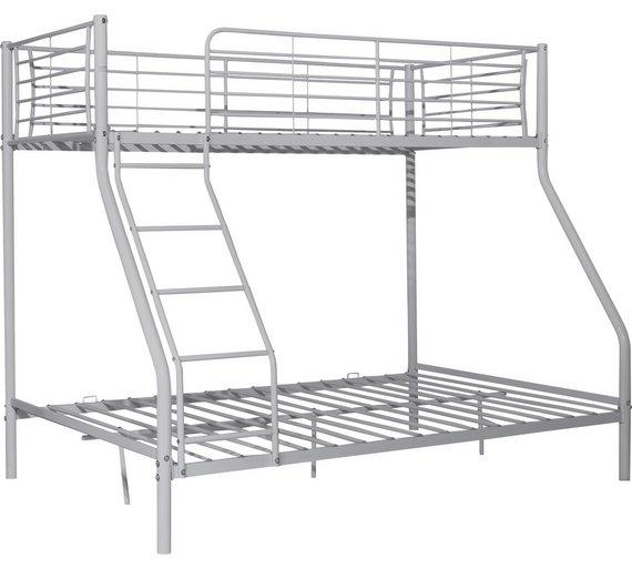 Metal Triple Bunk Bed Argos