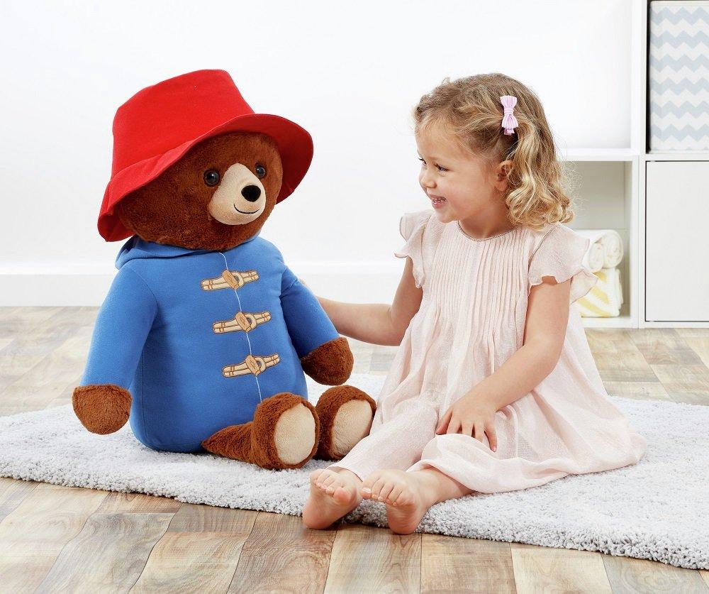 Giant Movie Paddington Bear Soft Toy