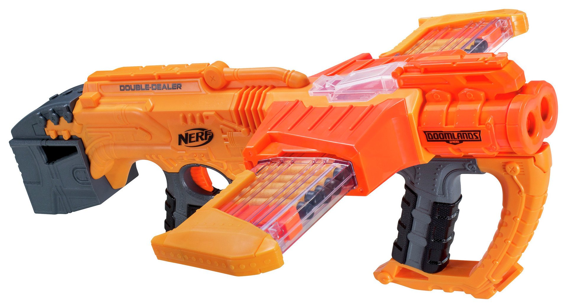 Nerf Doomlands Double Dealer Blaster.