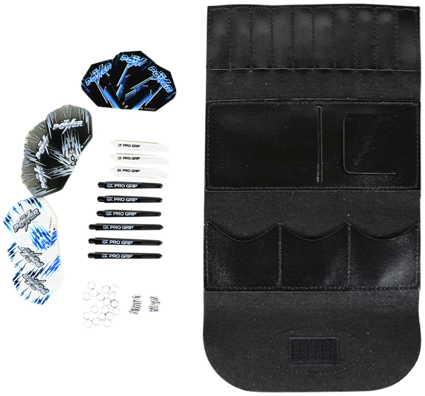 Phil Taylor Power Accessory Kit - 46 Piece