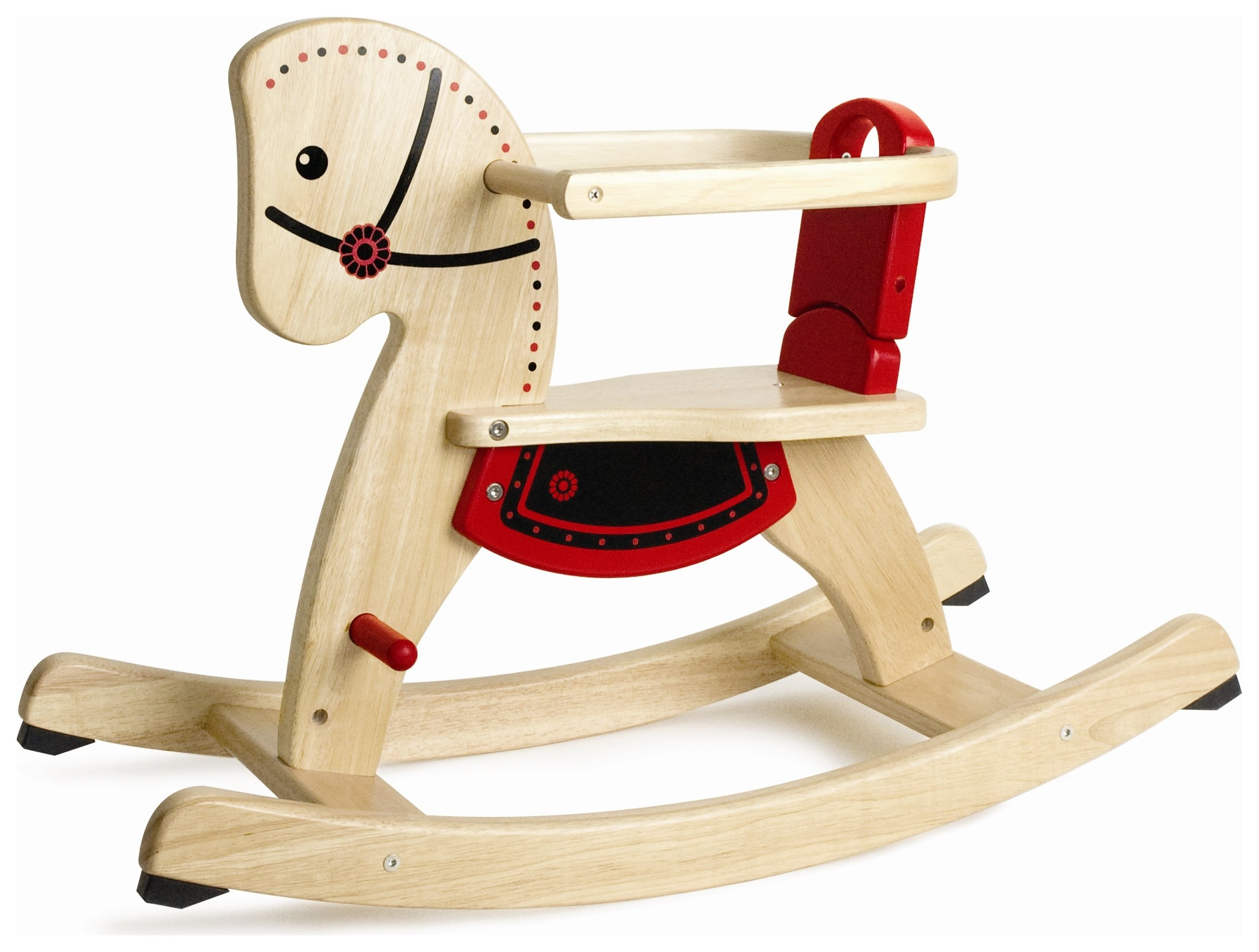 Image of Pintoy Shetland Rocking Horse.
