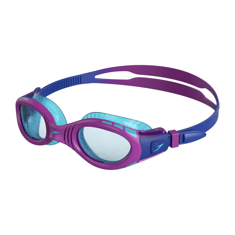 Speedo Junior Futura Biofuse Goggles - Blue/Pink