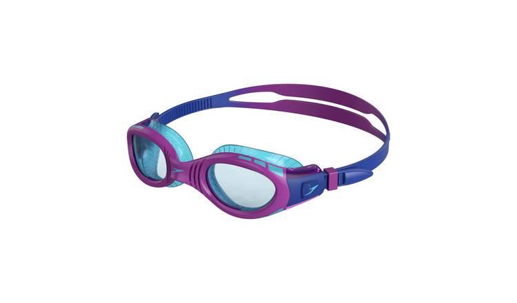 4ba8ad71d4e1 Buy Speedo Junior Futura Biofuse Goggles - Blue Pink