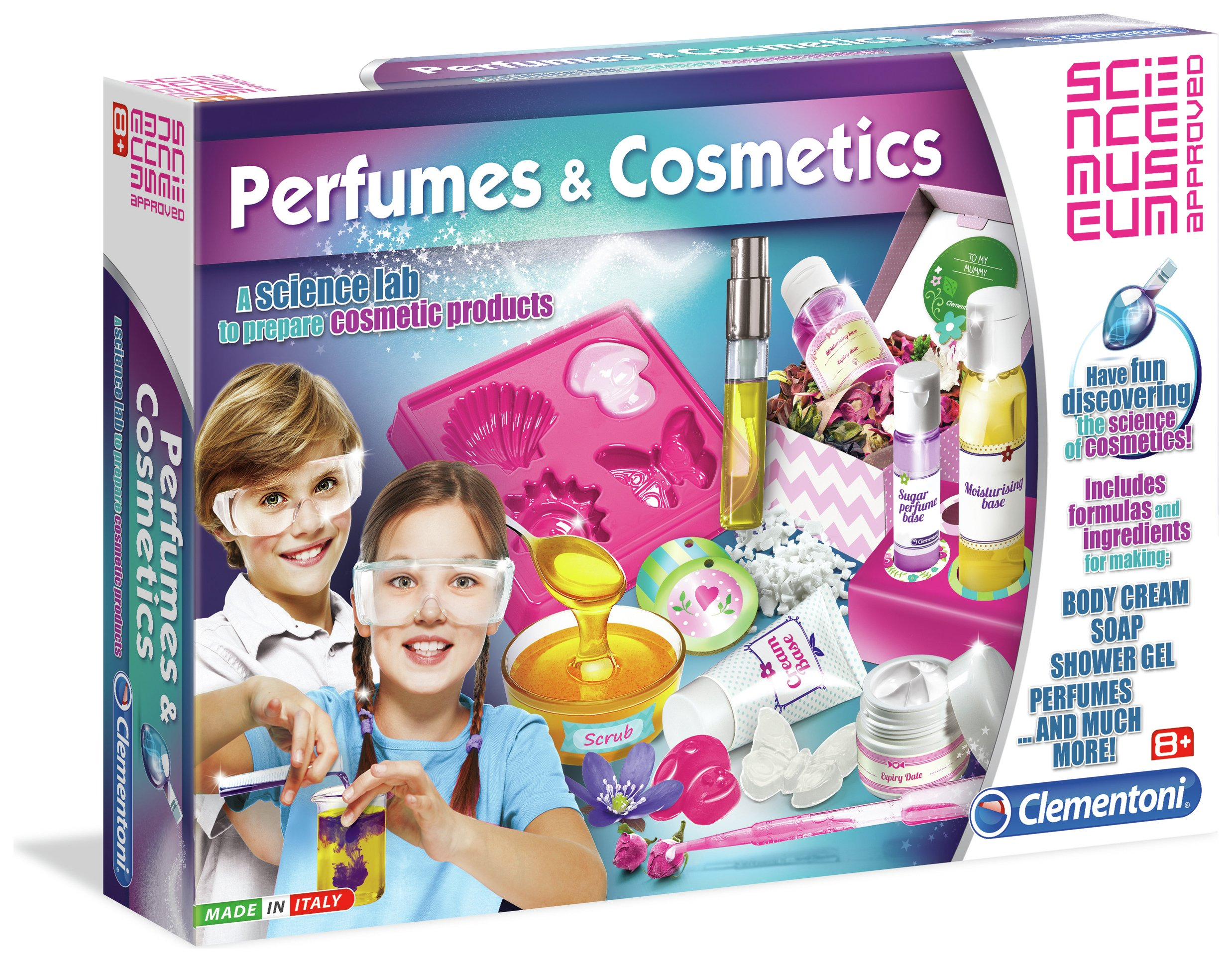 Image of Science Museum Perfumes & Cosmetics Laboratory