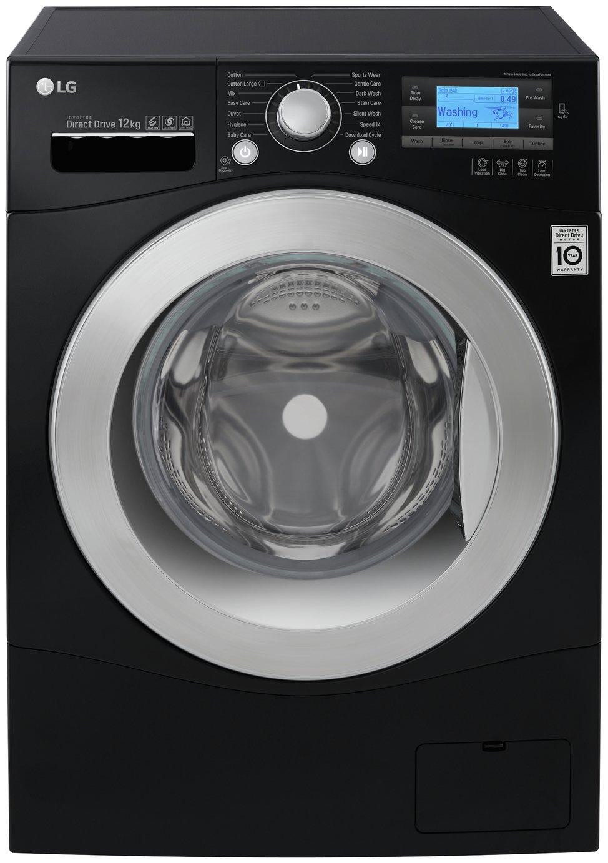 Lg washing machine not spinning fast