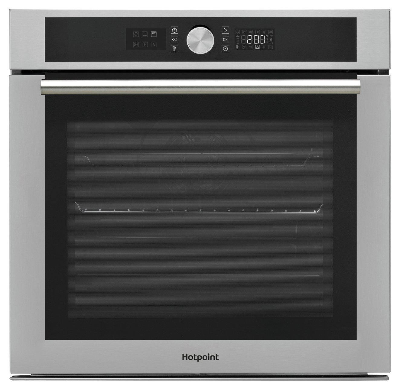 Hotpoint SI4 854 H IX Built-In Single Oven - Stainless Steel